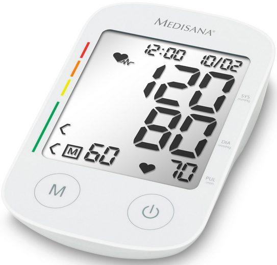 Medisana Oberarm-Blutdruckmessgerät BU 535, präzise Blutdruckmessung am Oberarm