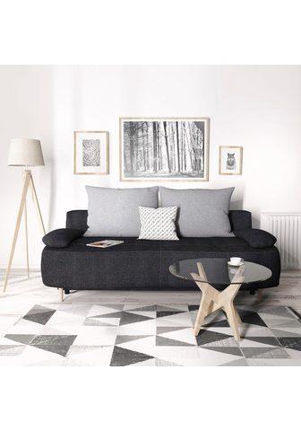 HOME AFFAIRE Sofa su miegojimo mechanizmu »Alina«
