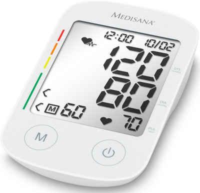 Medisana Oberarm-Blutdruckmessgerät BU 535 Voice, Sprachausgabe in Landessprache wählbar