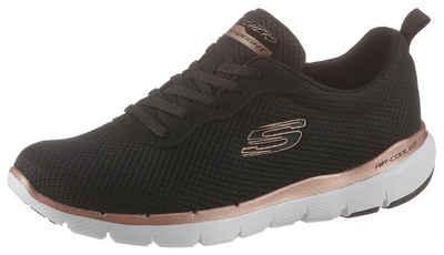 Skechers »Flex Appeal 3.0 - First Insight« Sneaker mit Memory Foam Ausstattung