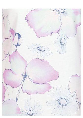 TRIGEMA Naktiniai marškiniai Floral