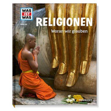Tessloff Verlag WAS IST WAS Religionen, Band 105