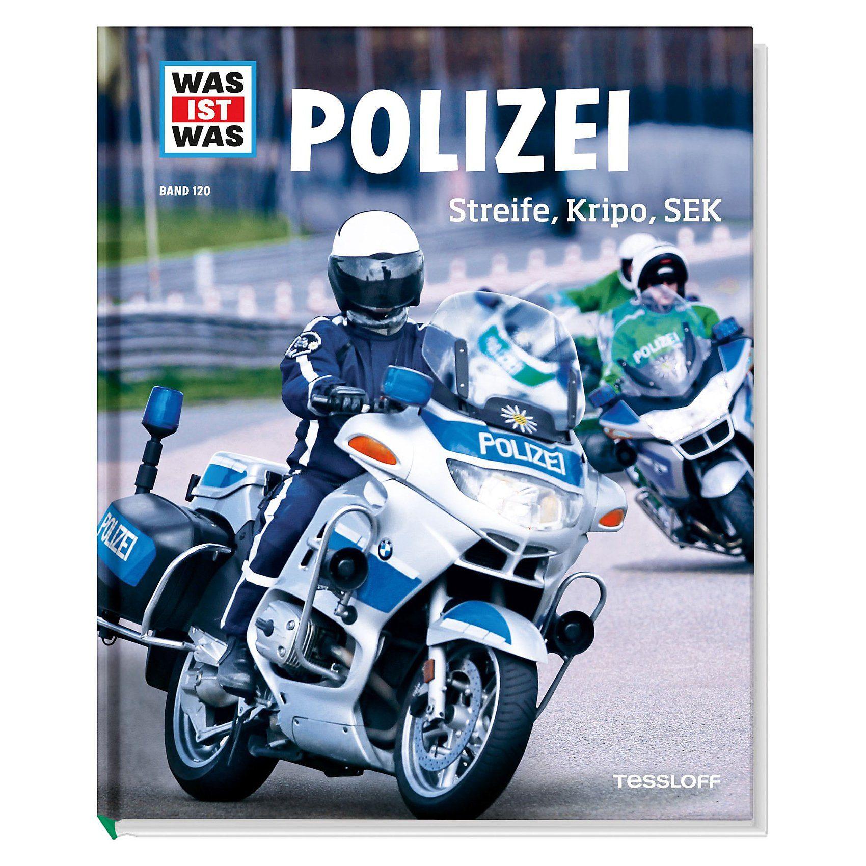 Tessloff Verlag WAS IST WAS Polizei, Band 120