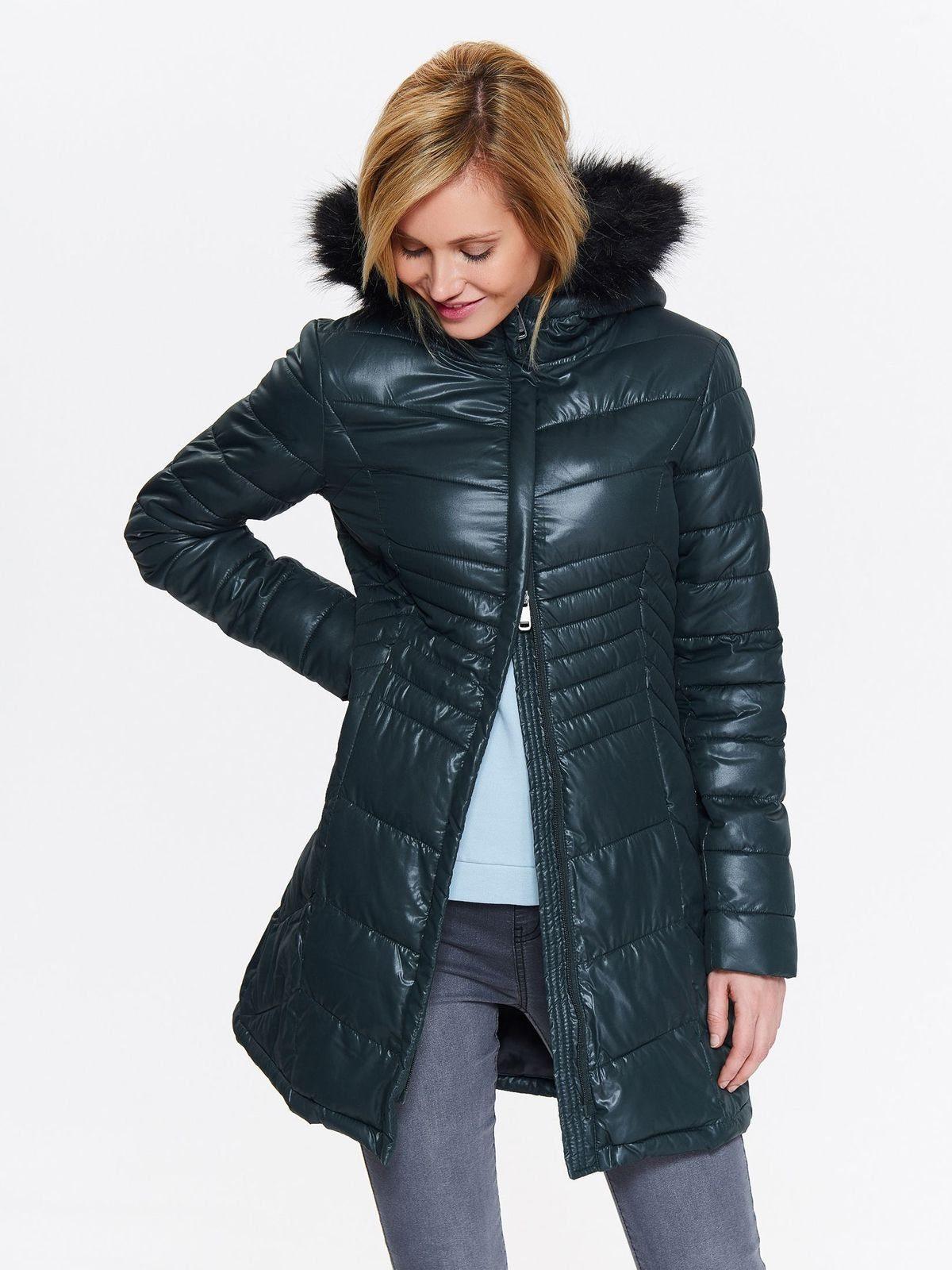 TOP SECRET Steppmantel im modischen Design, Auffälliger Damenmantel von Top Secret für Damen online kaufen | OTTO