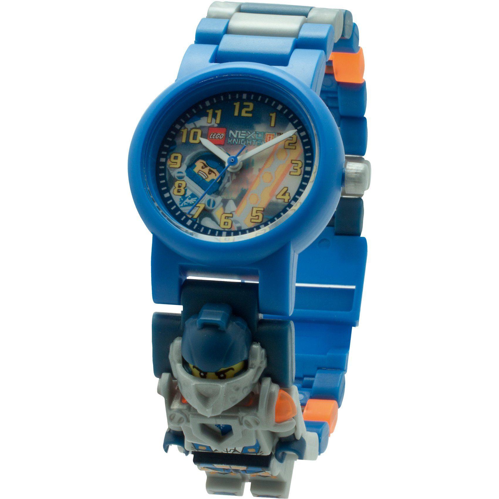 LEGO® Nexo Knights Armbanduhr - Clay