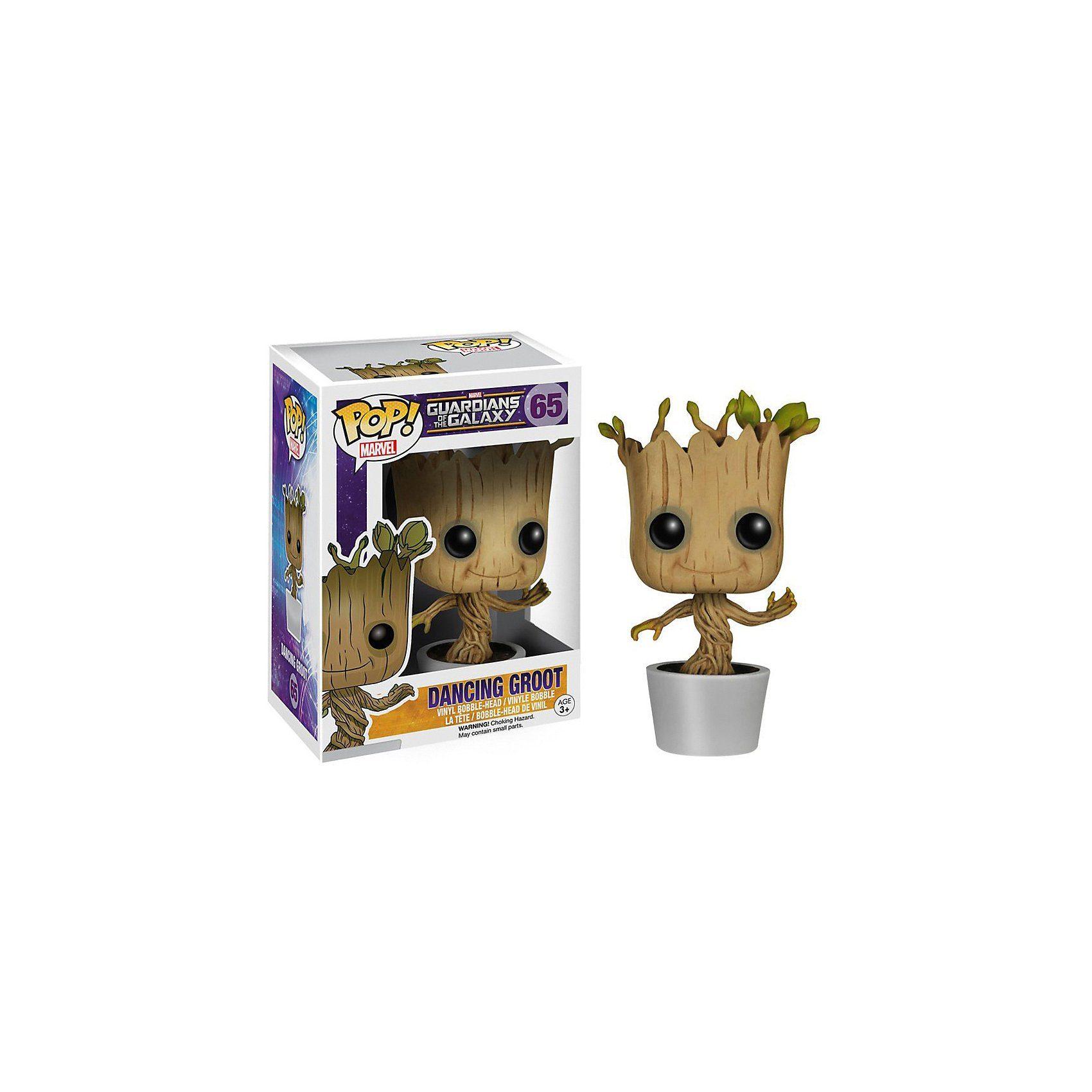 Funko POP! Marvel: GOTG - Dancing Groot