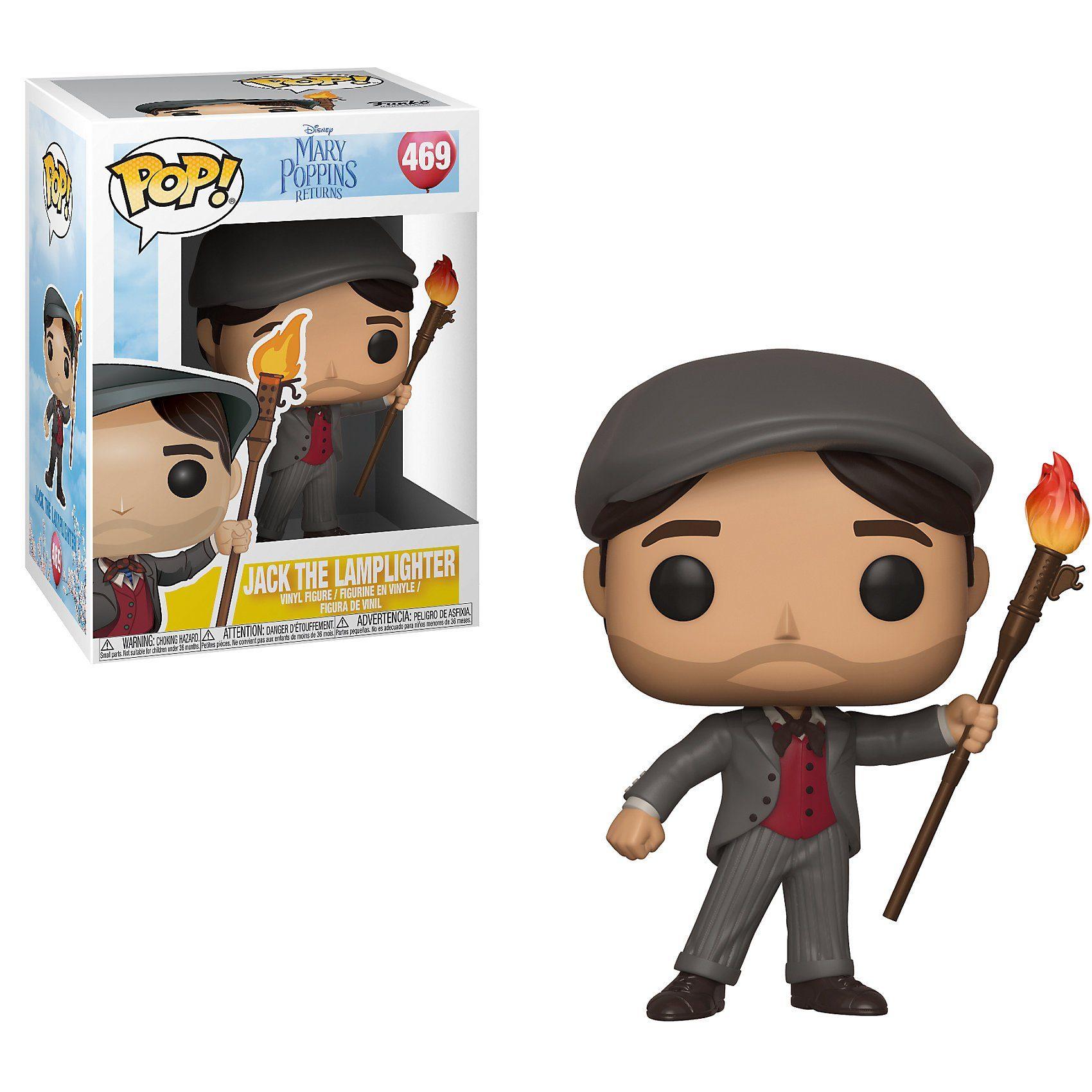 Funko POP! Disney: Mary Poppins - Jack the Lamplighter