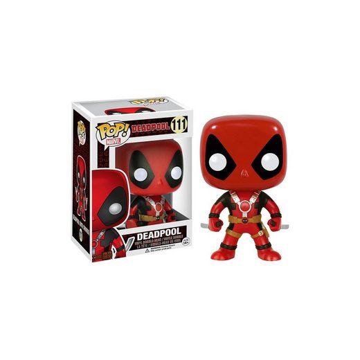 Funko POP! Marvel: Deadpool - Two Sword
