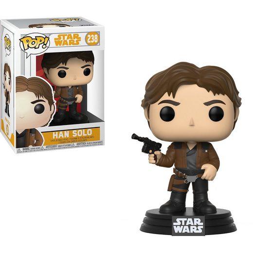 Funko POP! Star Wars: Solo W1 - Han Solo