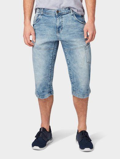 TOM TAILOR 3/4-Jeans »Max Bermuda Jeans«
