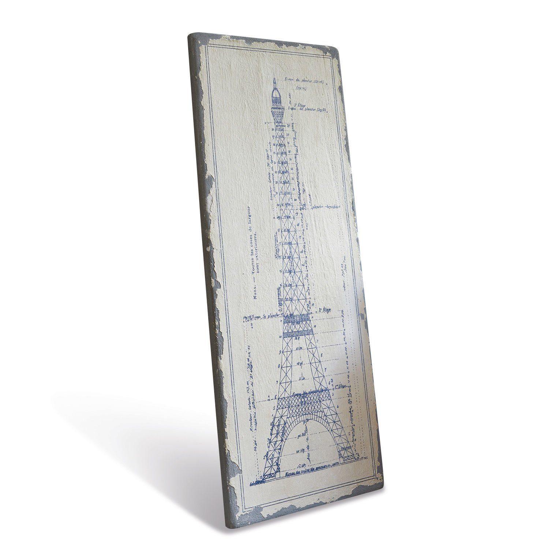 Loberon Dekoboard »Eiffel«