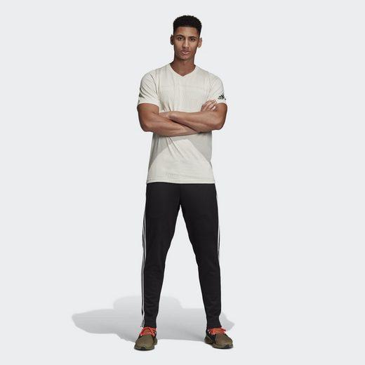 shirt Jacquard T »id Performance White T Adidas shirt« 0PnOk8w