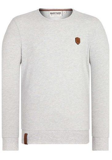 Naketano Naketano ohol« »al K Sweatshirt Sweatshirt O4qwr485