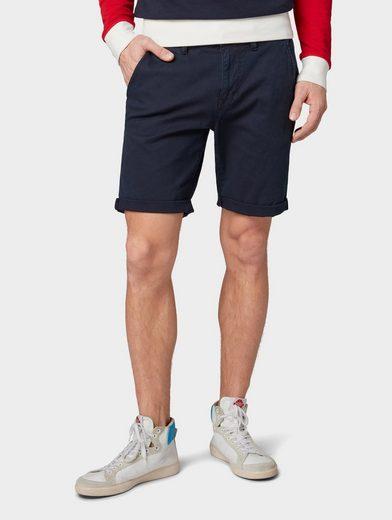 TOM TAILOR Denim Shorts »Shorts in verwaschener Optik«
