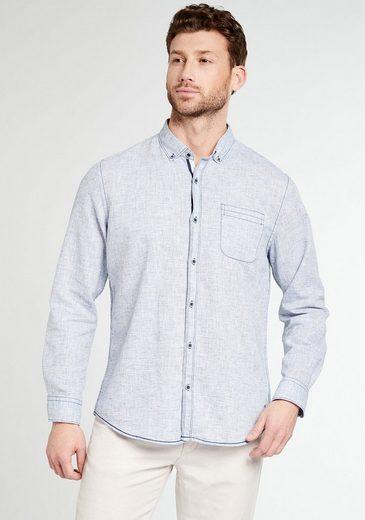 Pioneer Authentic Jeans Herrenhemd »Herrenhemd SHIRT«