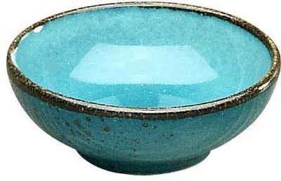 CreaTable Tapas-Schale »NATURE COLLECTION«, Steinzeug, (Set, 6-tlg), Ø 8 cm