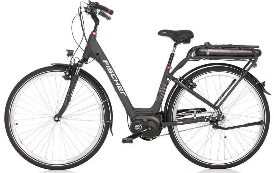 Fischer City E Bike 48 V250 W Mittelmotor 28 Z 7 G Shimano