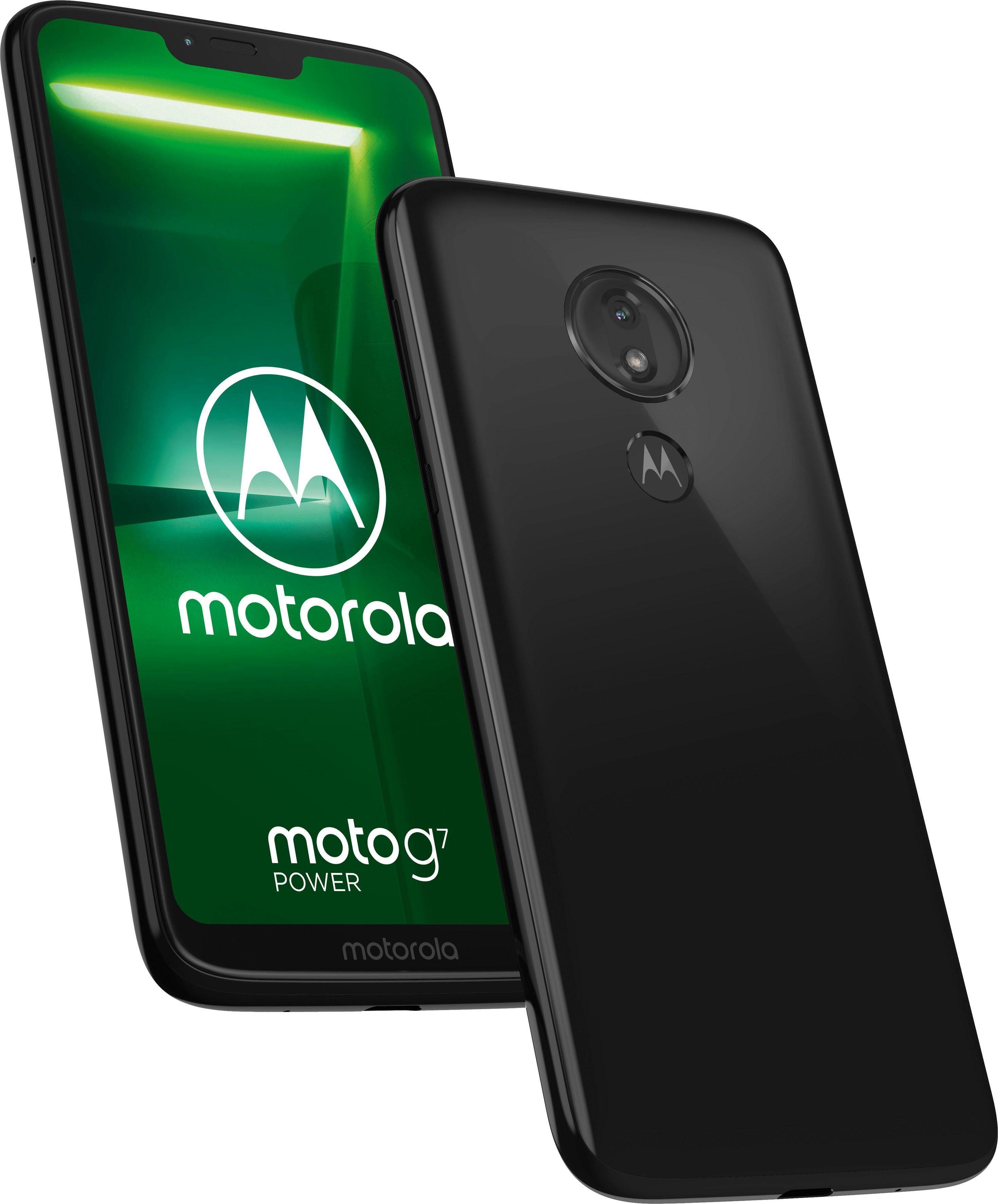 Motorola moto G7 power Smartphone (15,84 cm/6,2 Zoll, 64 GB Speicherplatz)
