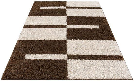 Hochflor-Teppich »Gavin«, my home, rechteckig, Höhe 30 mm