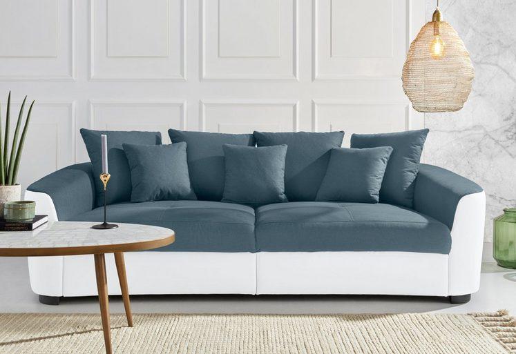 INOSIGN Big-Sofa »Taro«, mit Zierkissen