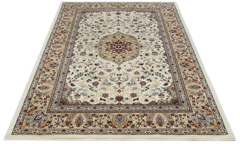 Teppich »Nevio«, my home, rechteckig, Höhe 8 mm, Orient-Optik, mit Bordüre, Wohnzimmer