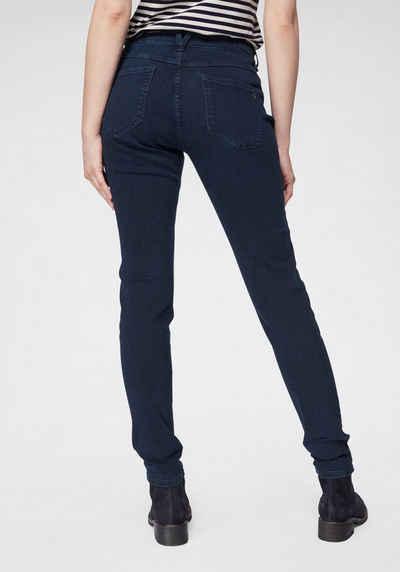 871d8473a64008 Oliver RED LABEL Stretch-Jeans mit schlichter Waschung und Kontrastnähten