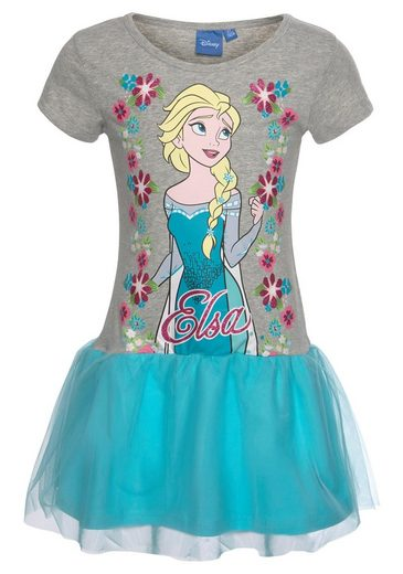 Disney Frozen Tüllkleid mit Elsa-Motiv