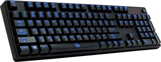 TT Esports »Poseidon Z Illuminated« Gaming-Tastatur