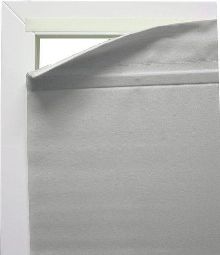 Raffrollo »EASYFIX Raffrollo magnetisch«, GARDINIA, mit Klettband, ohne Bohren, freihängend
