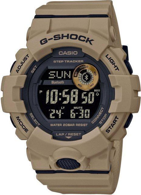 CASIO G-SHOCK G-Squad, GBD-800UC-5ER Smartwatch