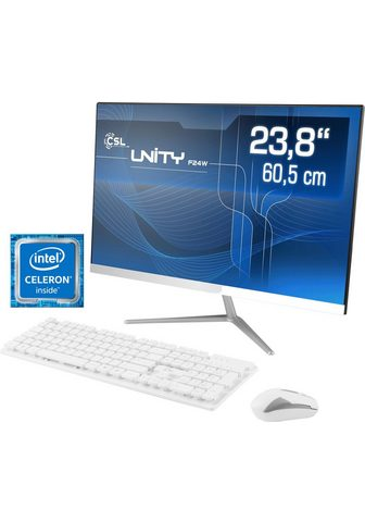 CSL »Unity F24« All-in-One PC (Intel Celer...