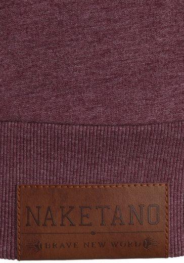 Falcone« Posta Di Naketano »la Sweatshirt 4wq7wPX