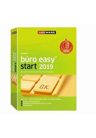 LEXWARE Büro easy Start 2019 Jahresversion (36...