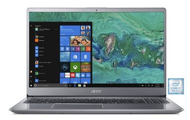 "ACER Swift 3 SF315-52G-893Y Notebook »39,62 cm(15,6"")Intel Core i7, 1 TB + 256 GB, 16 GB«"