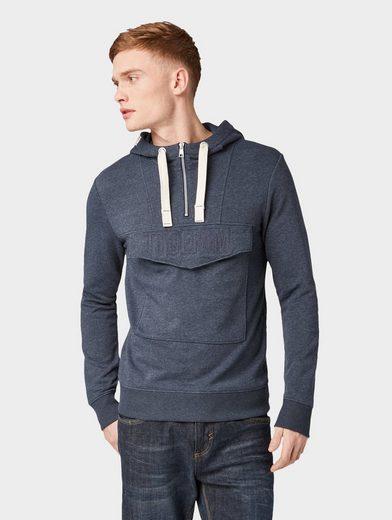 TOM TAILOR Denim Hoodie »Kapuzen-Pullover«