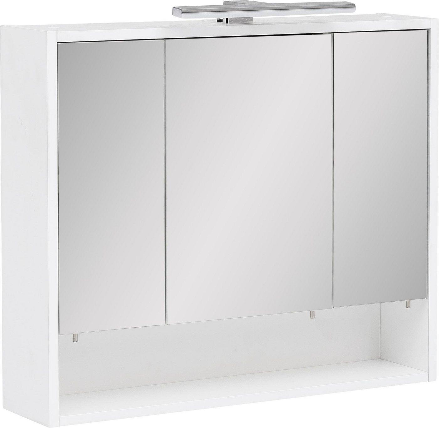 Spiegel - Schildmeyer Spiegelschrank »Kimi« mit LED Beleuchtung  - Onlineshop OTTO