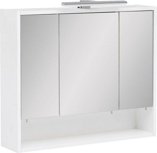 Schildmeyer Spiegelschrank »Kimi« mit LED Beleuchtung