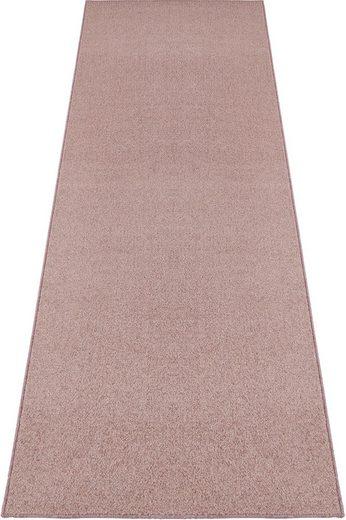 Läufer »Gloss«, freundin Home Collection, rechteckig, Höhe 9 mm