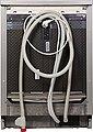 Sharp Standgeschirrspüler, QW-GX13F472I-DE, 12 l, 13 Maßgedecke, Bild 5