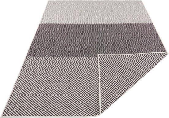 Teppich »Borneo«, bougari, rechteckig, Höhe 5 mm, In- und Outdoor geeignet, Wendeteppich, Wohnzimmer