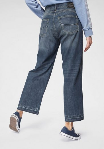 Herrlicher Ankle-Jeans »GILA SAILOR CROPPED« Fit: Loose
