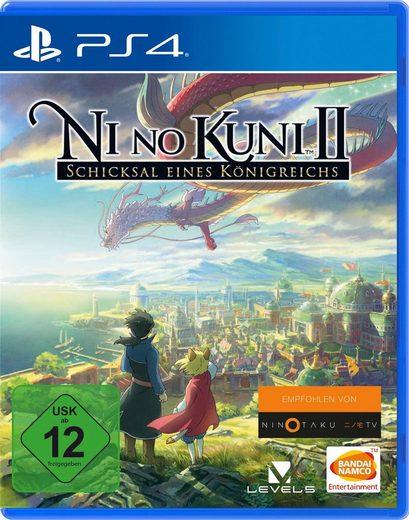 Ni No Kuni 2 - Schicksal eines Königreichs PlayStation 4, Software Pyramide