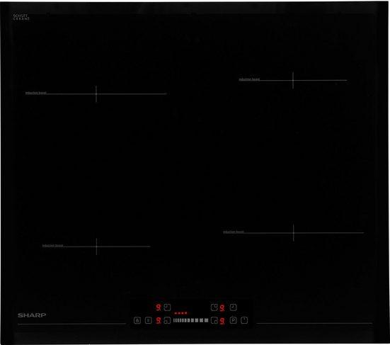 Sharp Induktions-Kochfeld von SCHOTT CERAN® KH-6I19BS00-EU