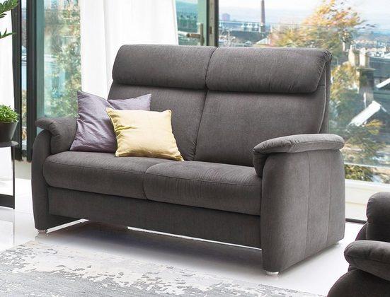 DELAVITA 2-Sitzer »Turin«, wahlweise mit motorischer Relaxfunktion, auch in Leder