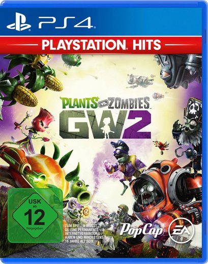 Plants vs. Zombies: Garden Warfare 2 PlayStation 4, Software Pyramide