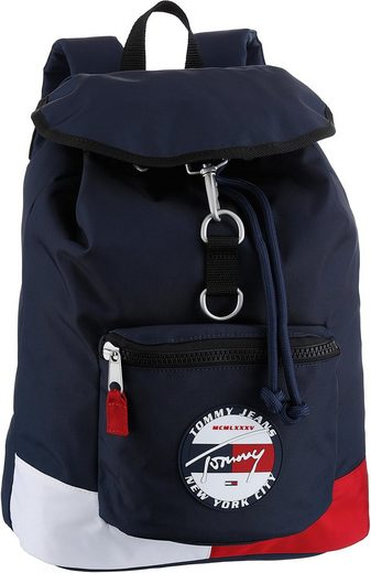 Corp« Cityrucksack Backpack Stauraum Jeans Viel Heritage Mit »tju Tommy O5wzgqxXg