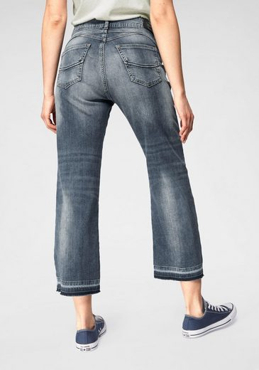 Herrlicher Ankle-Jeans »GILA SAILOR CROPPED«