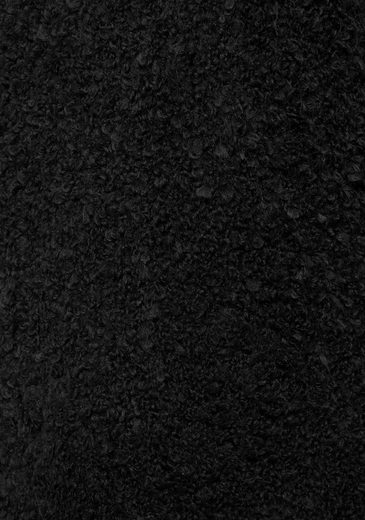 Rundhalspullover Strick Flauschigem Please Aus Jeans vxnXq75A