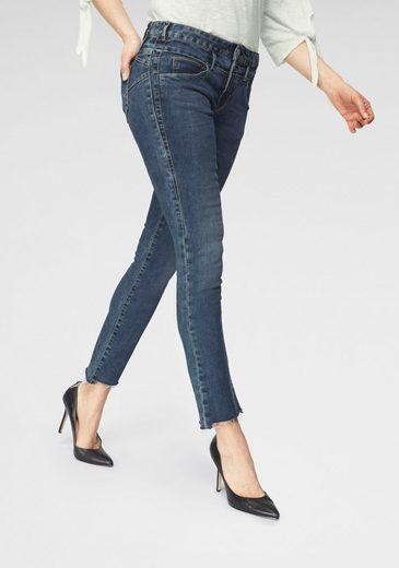Herrlicher Ankle-Jeans »BABY CROPPED« Normal Waist
