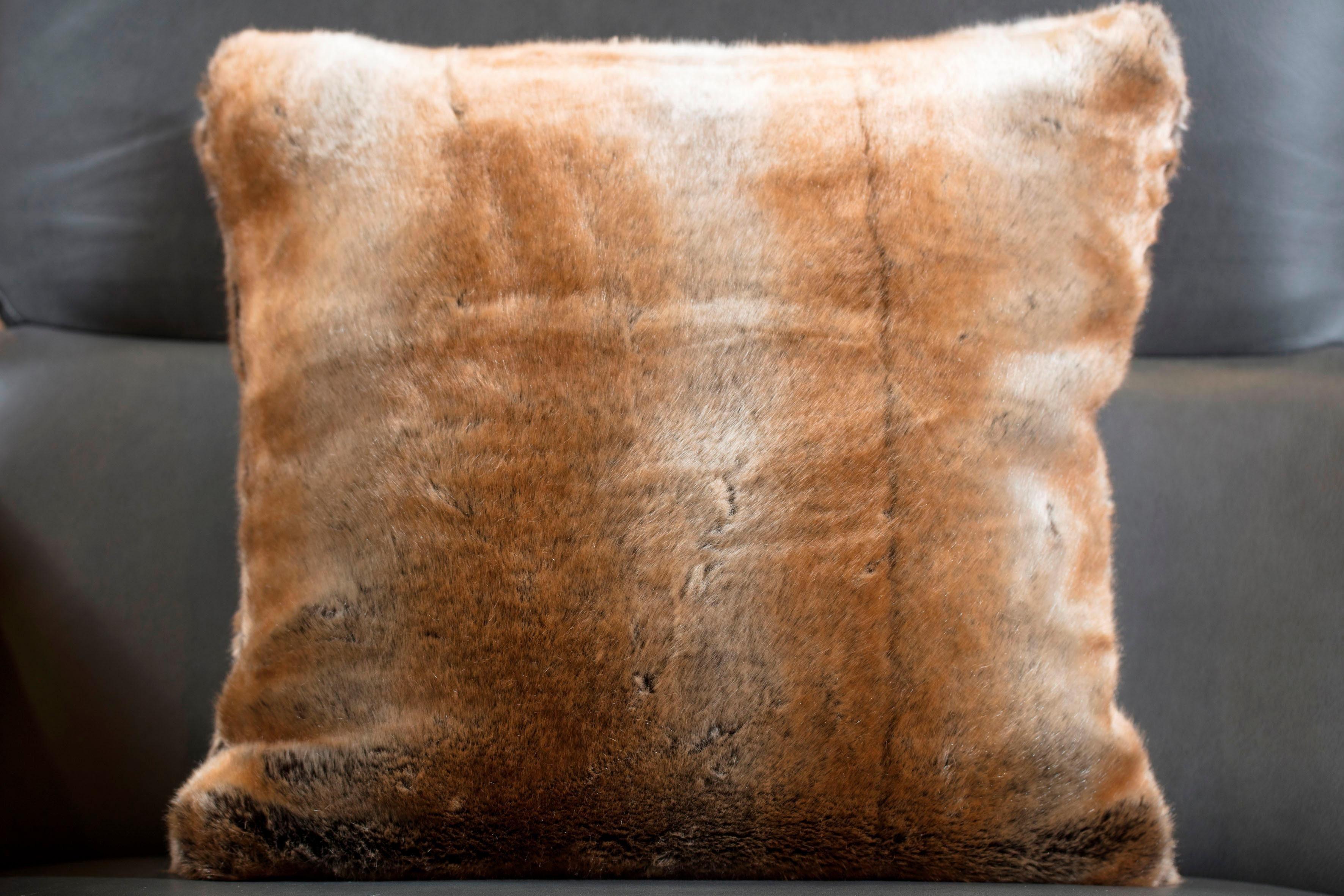 Dekokissen »Zobel«, Star Home Textil, besonders weich